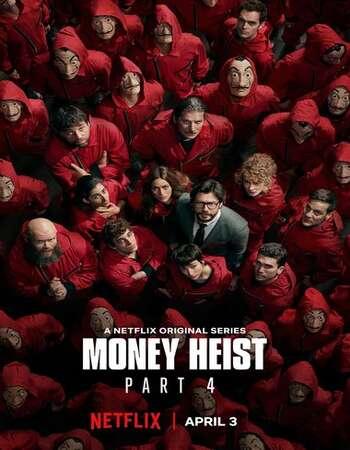Money Heist 2020 Hindi Dual Audio Web-DL Full Netflix Season 03 Download