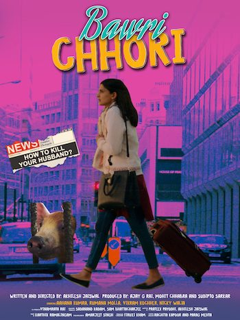 Bawri Chhori 2021 Hindi 480p WEB-DL 300MB