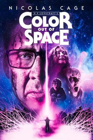 Color Out of Space 2020 Dual Audio Hindi 480p BluRay x264 340MB ESubs