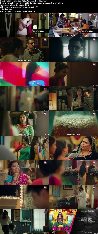 Dev DD 2021 Hindi Season 02 Complete 720p HDRip ESubs