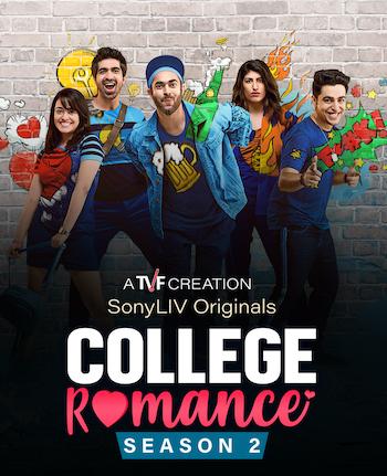 College Romance 2021 Complete WEB Series Download