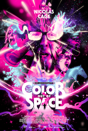 Color Out of Space 2020 Dual Audio Hindi 480p WEB-DL 350MB