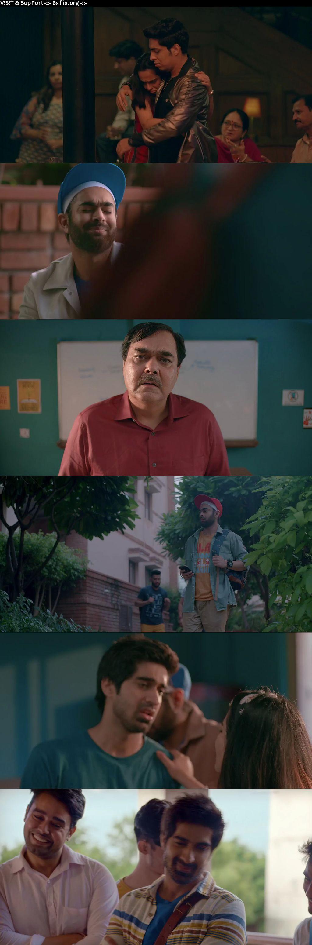 College Romance 2021 S02 Hindi Complete WEB Series 720p 480p WEB-DL