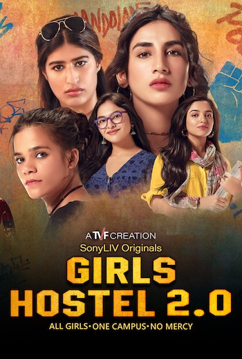 Girls Hostel 2021 S02 Hindi Web Series All Episodes