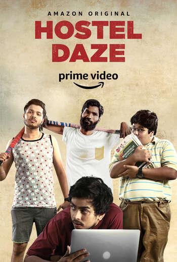 Hostel Daze 2021 Hindi Season 02 Complete 720p HDRip ESubs