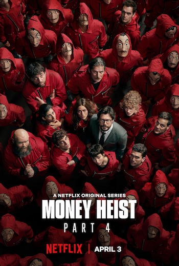 Money Heist 2017 S01 Dual Audio Hindi 720p 480p WEB-DL 4GB