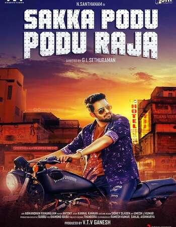 Sakka Podu Podu Raja 2017 UNCUT Hindi Dual Audio HDRip Full Movie 480p Free Download