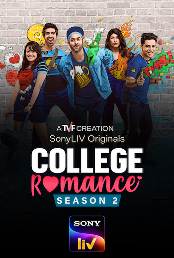 College Romance 2021 S02 Hindi 720p WEB-DL 1.2GB