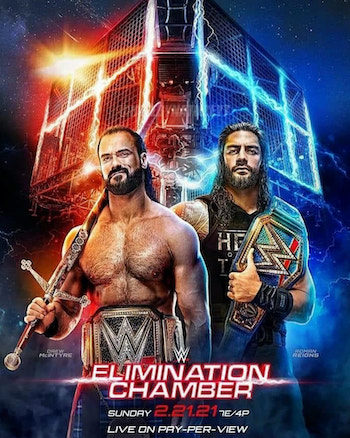 WWE Elimination Chamber 2021 Full Episode Download
