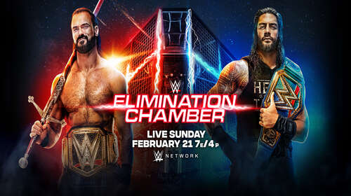 WWE Elimination Chamber 21st February 2021 Full Show 720p 480p Free Download
