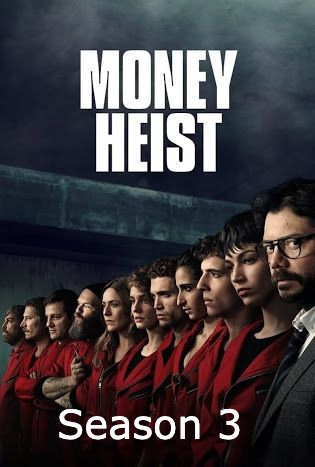 Money Heist 2019 S03 Hindi 720p 480p WEB-DL 2.8GB