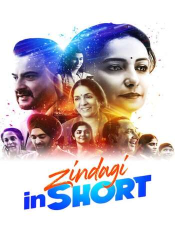 Zindagi In Short 2020 Hindi Season 01 Complete 720p HDRip MSubs