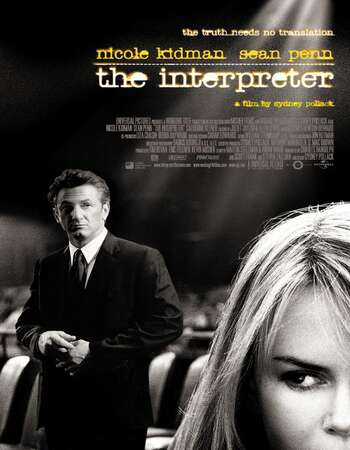 The Interpreter 2005 Hindi Dual Audio 720p BluRay ESubs