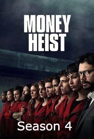 Money Heist 2020 S04 Hindi Web Series All Episodes