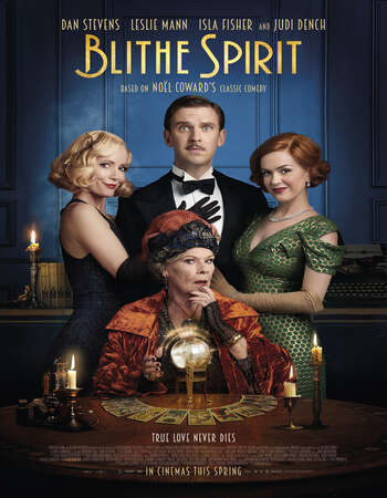 Blithe Spirit 2020 English 300MB Web-DL 480p ESubs