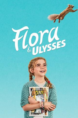 Flora & Ulysses 2021 English 480p HDRip x264 300MB ESubs