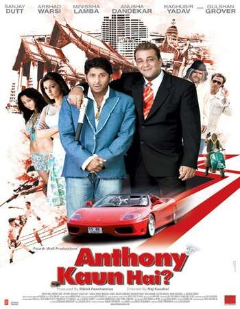 Anthony Kaun Hai 2006 Hindi 720p HDRip x264