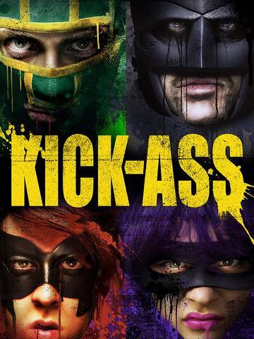 Kick-Ass 2010 Dual Audio Hindi (Fan Dub) 480p BluRay x264 350MB