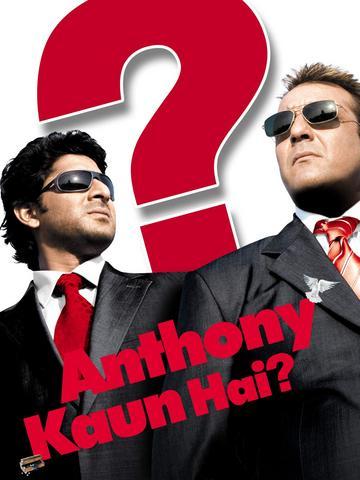 Anthony Kaun Hai? 2006 Hindi 480p WEB-DL x264 350MB
