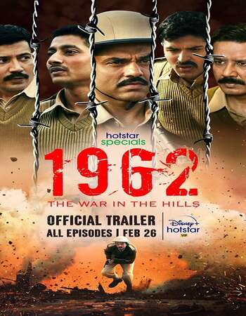 1962 the War in the Hills 2021 Hindi Season 01 Complete 720p HDRip ESubs