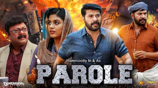 Parole 2021 Hindi Dubbed 720p HDRip 950mb