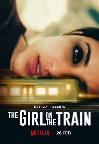 The Girl on the Train 2021 Hindi 480p HDRip x264 350MB ESubs