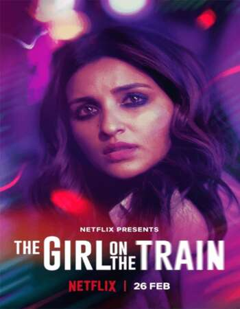 The Girl on the Train 2021 Hindi 600MB HDRip 720p MSubs HEVC