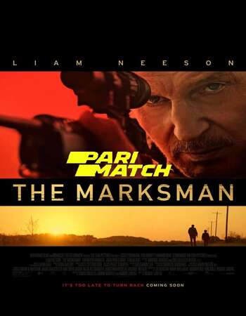 The Marksman 2021 Hindi Dual Audio 300MB HDCAM 480p