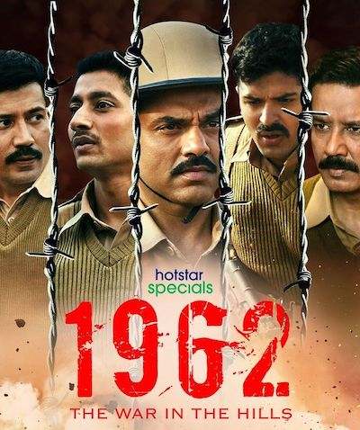1962 The War in the Hills 2021 S01 Hindi Web Series All Episodes
