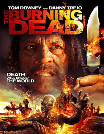 The Burning Dead 2015 Hindi Dual Audio 250MB BluRay 480p ESubs