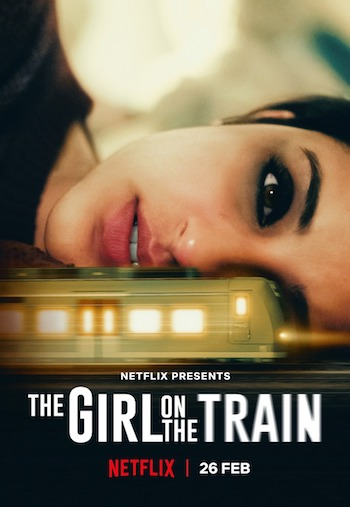 The Girl on The Train 2021 Hindi 480p WEB-DL 350MB