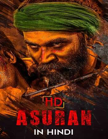 Asuran 2019 Hindi Dual Audio 720p UNCUT HDRip MSubs