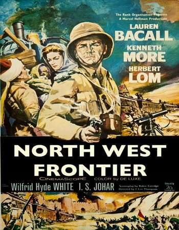 North West Frontier 1959 Hindi Dual Audio 300MB BluRay 480p