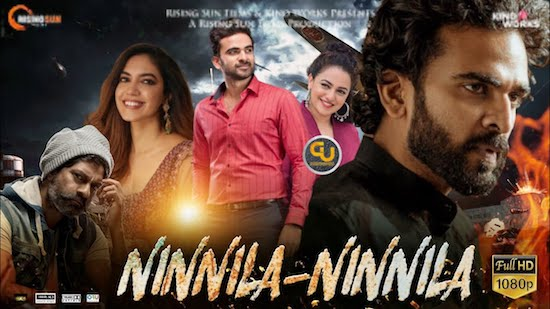 Ninnila Ninnila 2021 Hindi Dubbed 480p WEB-DL 300mb