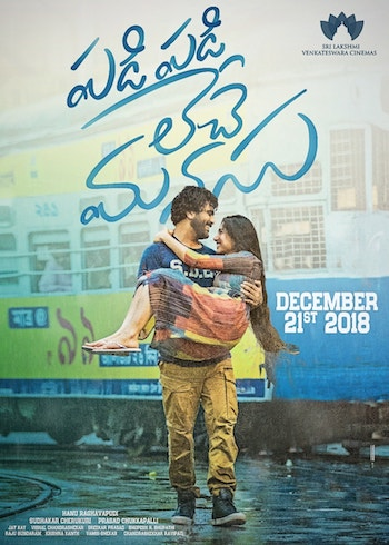 Padi Padi Leche Manasu 2018 UNCUT Dual Audio Hindi 480p HDRip 450MB