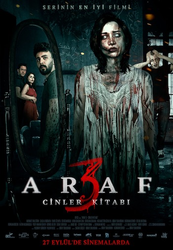 Araf 3 – Cinler Kitabi (2019) Dual Audio Hindi 720p WEB-DL 700mb