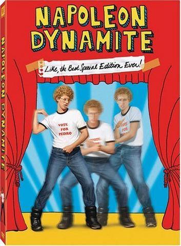 Napoleon Dynamite 2004 Dual Audio ORG Hindi 480p BluRay x264 300MB ESubs
