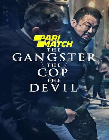 The Gangster the Cop the Devil 2019 Hindi (HQ DUB) Dual Audio 350MB WEBRip 480p