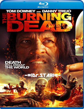 The Burning Dead 2015 Dual Audio Hindi 720p BluRay 700mb