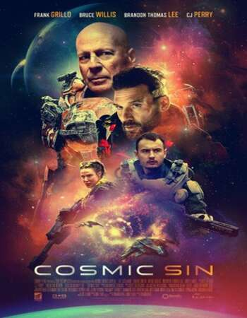 Cosmic Sin 2021 English 720p Web-DL 750MB ESubs