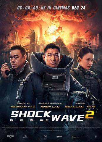 Shock Wave 2 2020 Dual Audio Hindi (Fan Dub) 480p WEB-DL x264 400MB