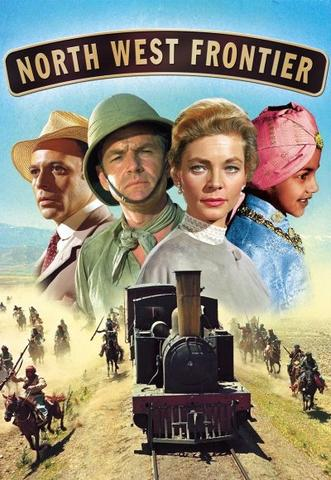 North West Frontier 1959 Dual Audio ORG Hindi 480p BluRay x264 350MB