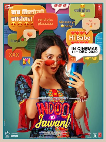 Indoo Ki Jawani 2020 Hindi 480p WEB-DL 300MB