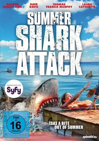 Summer Shark Attack 2016 Dual Audio Hindi 480p BluRay 280MB