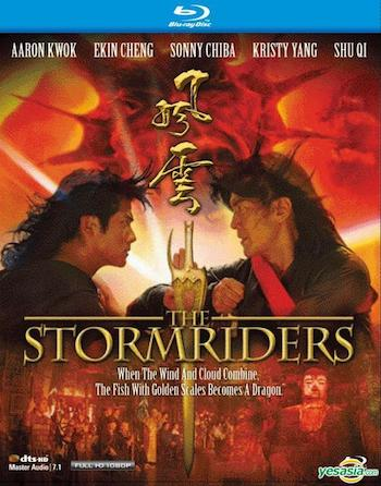 The Storm Riders 1998 Dual Audio Hindi 720p BluRay 1GB