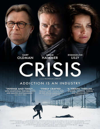 Crisis 2021 English 350MB Web-DL 480p ESubs