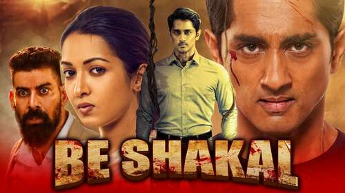 Be Shakal 2021 Hindi Dubbed 350MB HDRip 480p