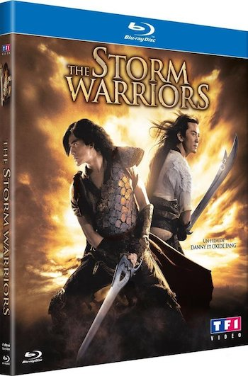 The Storm Warriors 2009 Dual Audio Hindi 720p BluRay 950mb