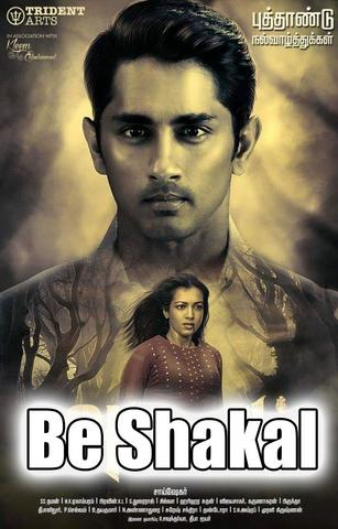 Be Shakal 2021 Hindi Dubbed 480p UNCUT HDRip x264 340MB