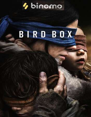 Bird Box 2018 Hindi (HQ DUB) Dual Audio 350MB WEBRip 480p